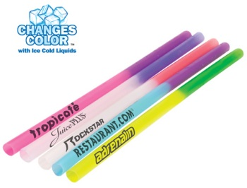 Color-Changing Mood Straws