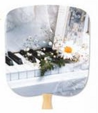 Wedding Handheld Fan