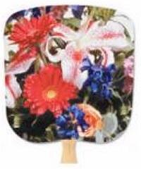 Bouquet Handheld Fan