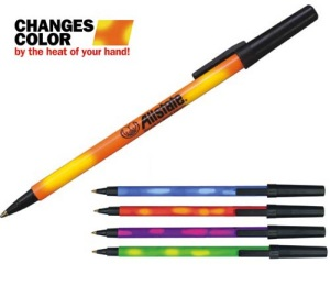 Mood Stick Pen with Custom Imprint