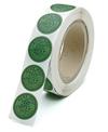 Round Roll Sticker Decals