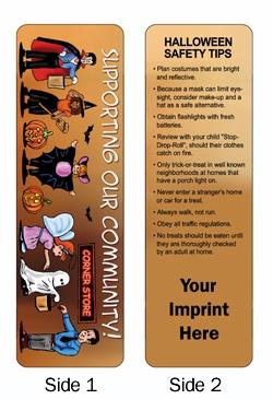 Halloween Wholesale Bookmarks
