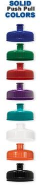 Bike Bottle Lid Colors