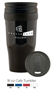 Plastic Travel Tumbler