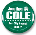 Customized Election Campaign Pins