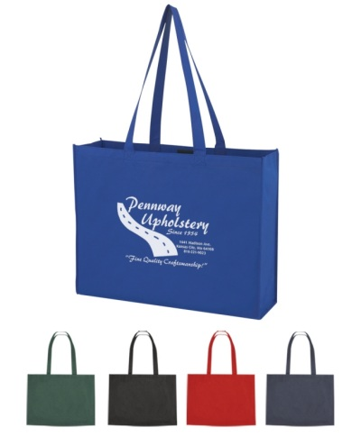 Tote with Velcro