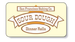 Roll Label Sticker