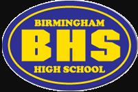 Oval School Sticker