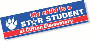 Star Student Bumper Stickers