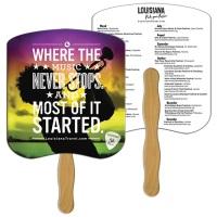Best Seller - Full Color Hand Fan