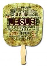 Jesus Our Savior Church Fan