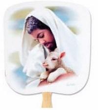 Loving Shepherd Church Fan