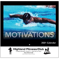 Motivations 2021 Calendar Cover