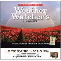 Old Farmers Almanac Weather 2021 Calendar Cover