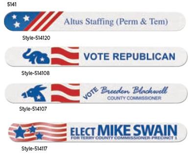 Political Emery Boards