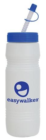 26 oz Value Bottle with Straw Tip Lid