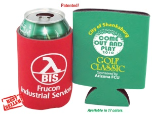 Custom Printed Insulated Can Coolers