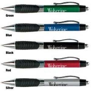 Promotional Custom Imprinted Wolverine Click Pen