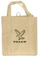 Khaki Grocery Tote Bag